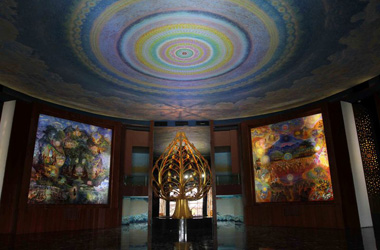 "Countdown to the Public Opening of the magnificent ""Dhamma Art"", Thep Witthayakhom Vihara"