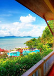 Amantra Resort & Spa, Krabi is situated on the southwest coast of the island of Koh Lanta Yai, part of Krabi province